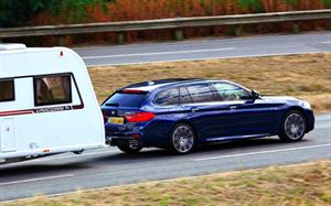 Towcar of the Month: BMW 520d xDrive Touring M Sport