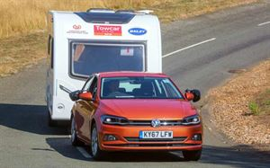 Towcar of the month: VW Polo SEL 1.0 TSI DSG