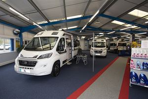 The new Auto-Sleeper automatic campervan range will be available throughout the Marquis network