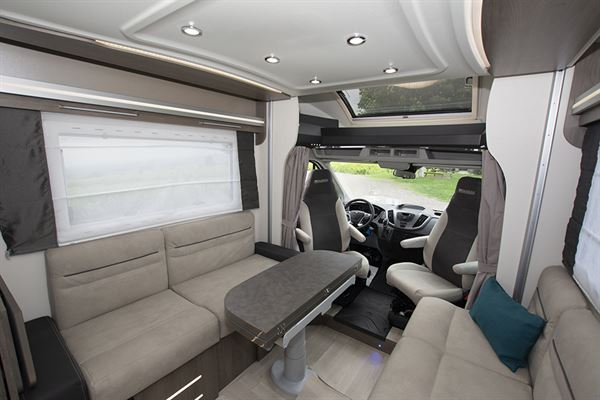 Chausson simplifies coachbuilt range for 2019