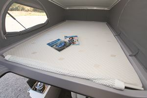 Optional roof bed