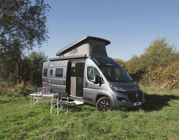 HymerCar Free 600 campervan