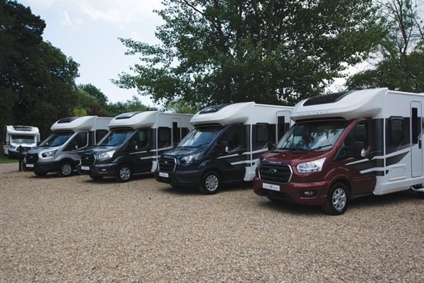 A discounted new motorhome may be the right choice or your might want to wait and get exactly what you want