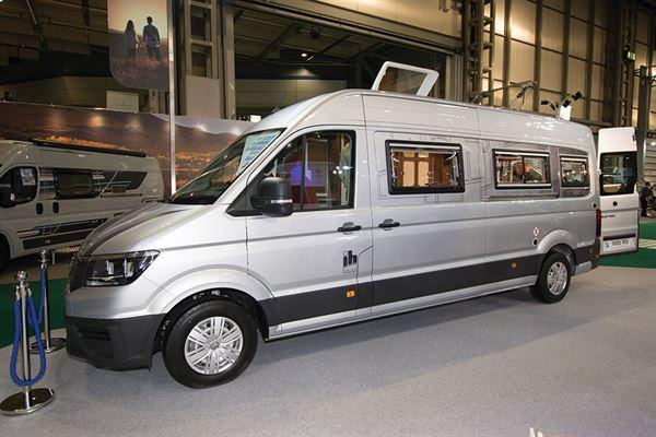 Campervan review: IH 680 RD campervan - Reviews - Motorhomes