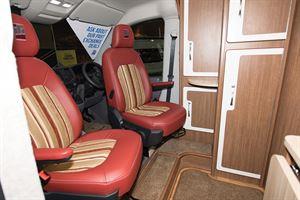 Swivel cab seats
