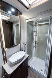 The Cruiser washroom