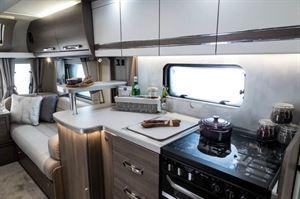 The Cruiser kitchen