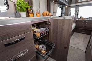 Buccaneer Aruba cupboards