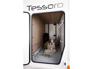 Benimar Tessoro 487 external locker