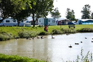 Family friendly caravan sites