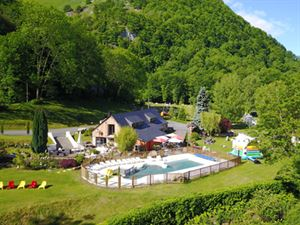 The campsite at Lourdes