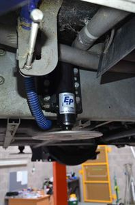 Motorhome levelling and air suspension systems explained - Practical