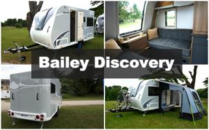 The new Bailey Discovery range