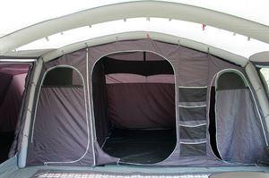 Bedrooms in the Outdoor Revolution Kalahari tent