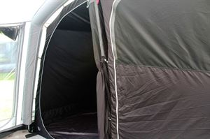 Bedrooms in the The Berghaus Telstar 8 tent