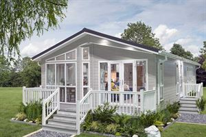 Holiday homes are to be found in parks throughout the UK