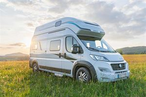 The BoxStar XL 600 Lifetime campervan
