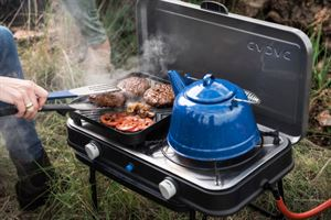 Win a Cadac 2 Cook 2 Pro Deluxe camping stove