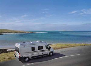 You can hire all types and sizes of campervans and motorhomes to suit