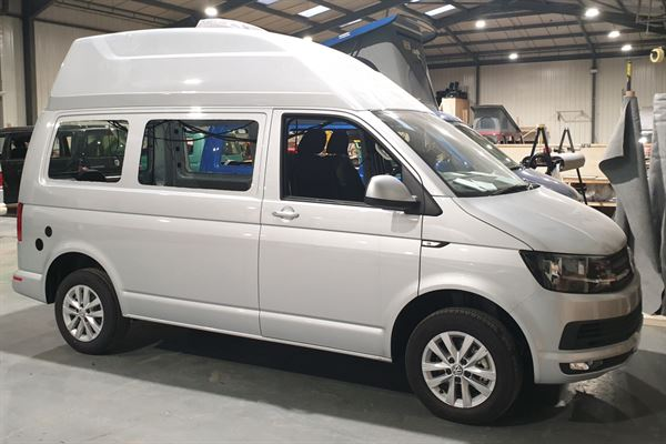 There's been a huge increase in campervan refusals by DVLA