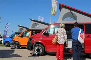 The 2019 Warners' campervan show dates have been announced