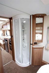 Compass Capiro 550 shower