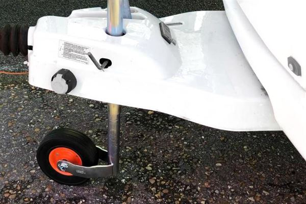 Kartt's Ultimate Jockey Wheel