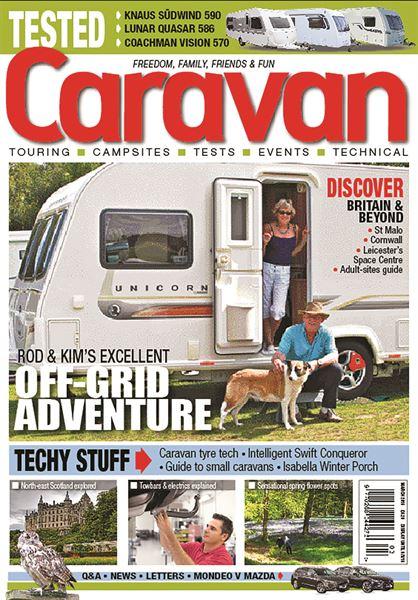 March 2016 Caravan