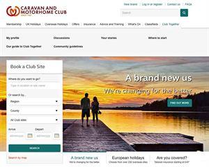 Caravan Club has a new name