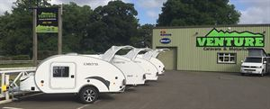 Caretta micro caravans