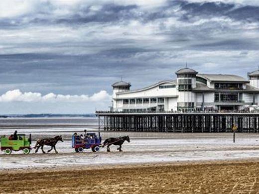 Visit Somerset coast in your motorhome