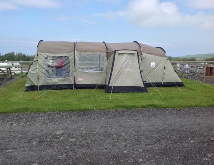 Coleman Premium family tents MackenzieTM Cabin 6XL