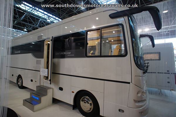 Uk 39 s most expensive motorhome motorhome news for Most expensive motor homes