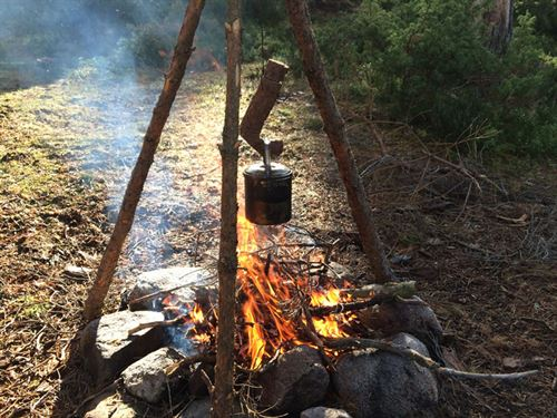 How To Build The Perfect Wilderness Campfire Practical
