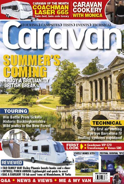 CARAVAN JULY 2019 ISSUE