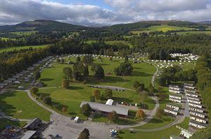 Blair Caslte Caravan Park