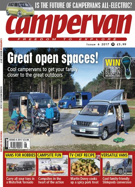 CAMPERVAN ISSUE 6 2017