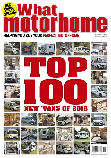 WHAT MOTORHOME NOVEMBER 2017
