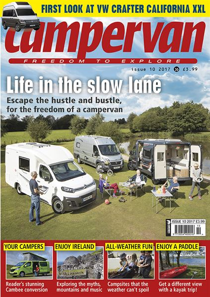CAMPERVAN ISSUE 10