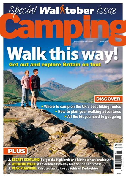 Online Store October 2017 Camping Magazine Back Issues