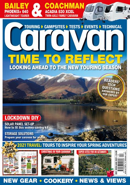 CARAVAN DEC/JAN21 ISSUE