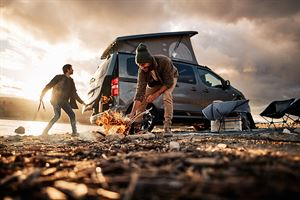 Crosscamp, the campervan brand of the Erwin Hymer Group