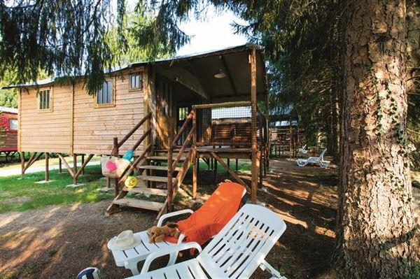 Camping Sites et Paysages DE VAUBARLET