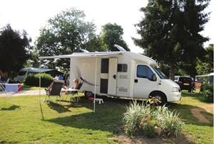 Camping Sites et Paysages AU CLOS DE LA CHAUME