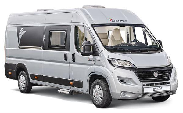 The Dreamer D60 campervan