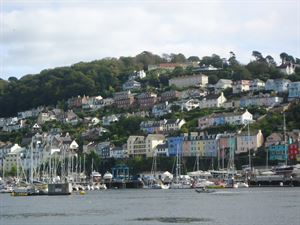 Dartmouth Park and Ride will be trialling the stopover scheme (credit Joie15/Pixabay)