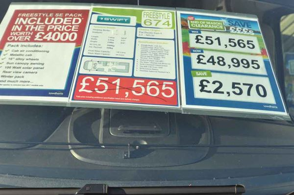 Dealers are cutting prices on 2017 stock and big savings are to be had now