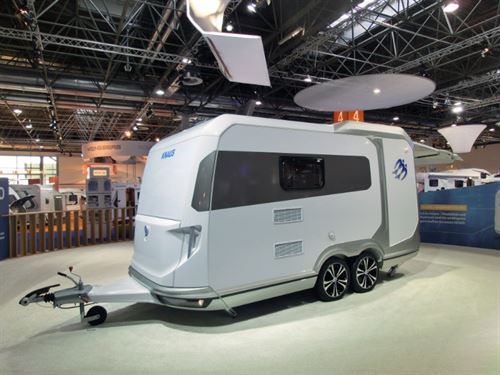 New Caravans And Accessories At Dusseldorf 2017 Caravan