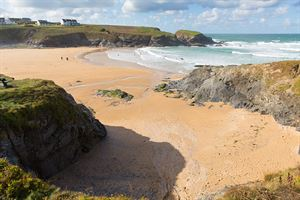 Visit Cornish Beaches in your motorhome