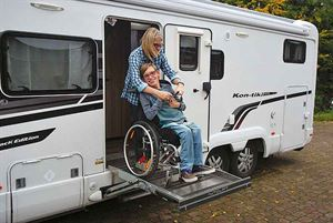 Clarity over rules for VAT-free motorhomes for disabled buyers